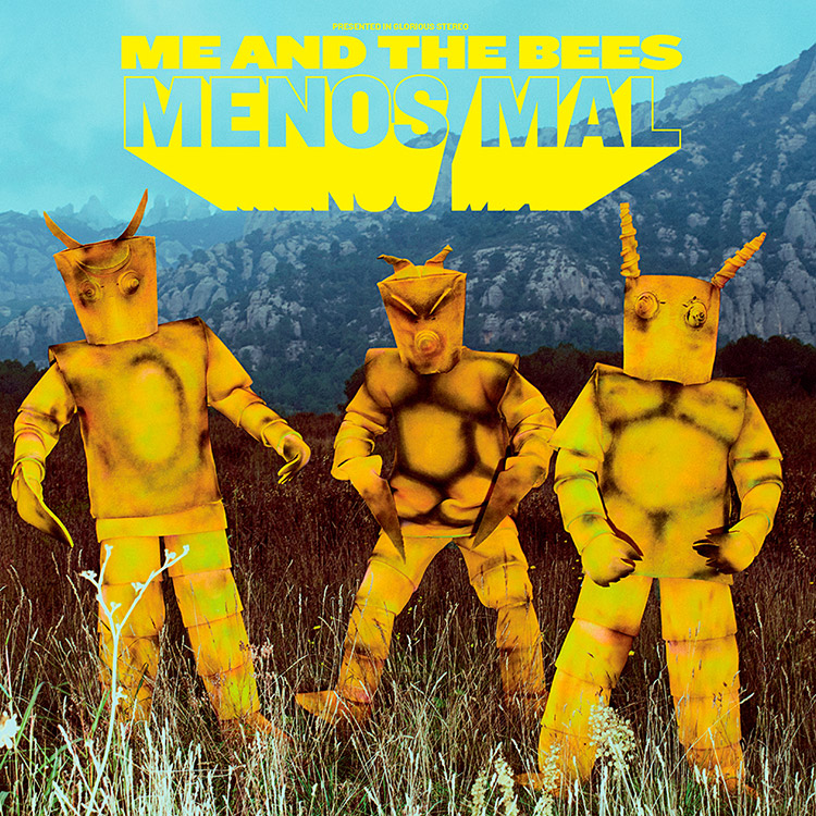"""Menos Mal"" de Me and The Bees"