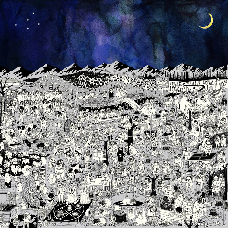 """Pure Comedy"" de Father John Misty"