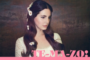 """Coachella - Woodstock in my Mind"" de Lana del Rey"
