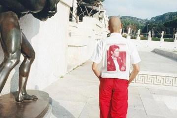 Supreme x Michael Jackson