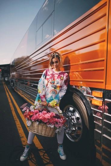 Miley Cyrus x Converse Pride Collection