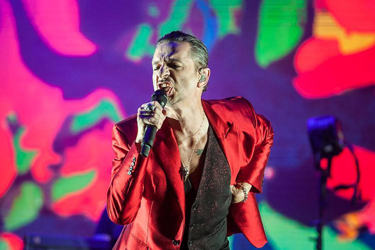 Bilbao BBK Live 2017: Depeche Mode
