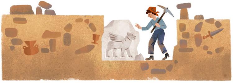 HaletÇambel Google doodle