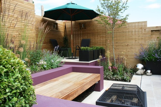 15 Fabulous Ideas How To Design Your Courtyard In The Best Way on Courtyard Patio Ideas id=37855