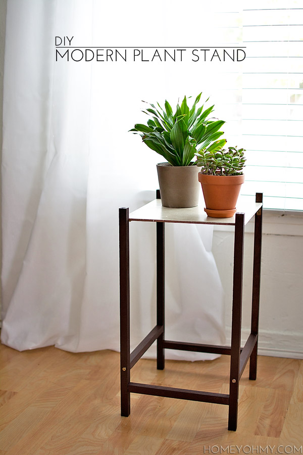 12 Lovely Plant Stands That Are Perfect To Display Your ... on House Plant Stand Ideas  id=41303