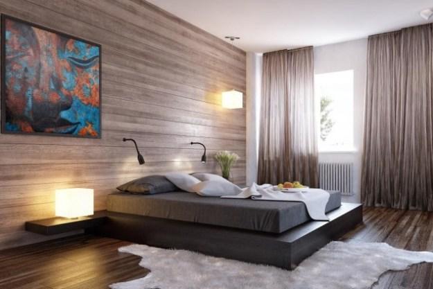 17 well designed bedroom headboard walls