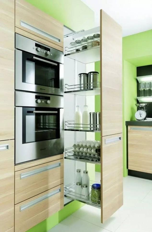 2015 09 29 17 1443489504522 634x968 ideas creativas que pueden ayudarle a ahorrar algo de espacio en su cocina