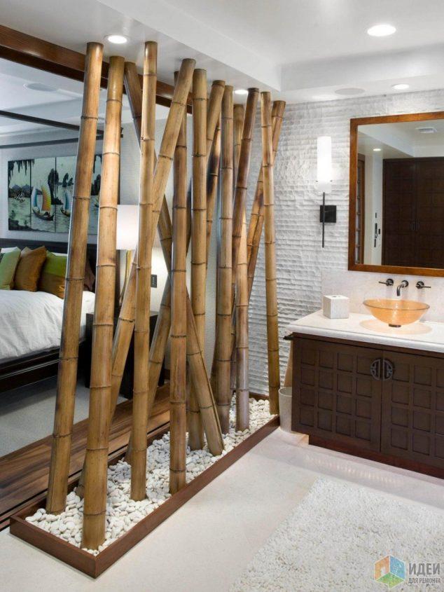atmosfera iuzhnogo kurorta v interere 10 prakticheskih Sovetov uIg2ke3IudJmHJAvA1Ue 634x845 16 adornos de bambú del árbol para la decoración del hogar de Thar son a la vez encantador y funcional
