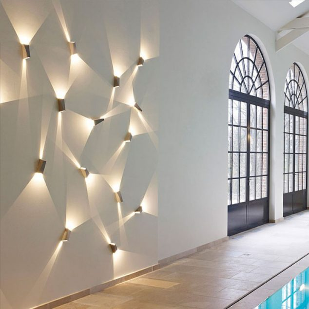 delta light 04 634x634 15 Impressive Wall Lamp Design to Bless the Walls in The Living Place