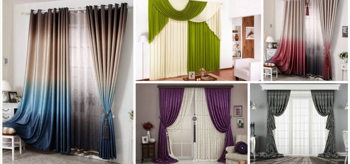 15 Modern Curtains Design To Make You Say Wow