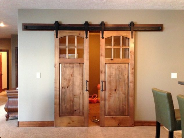 15 Ways In Which You Could Creatively Use Barn Door In Home