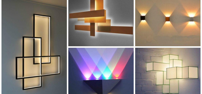 Triangle Led Lights
