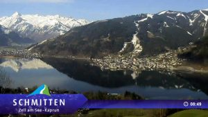 Zell am see 13 apr 2015