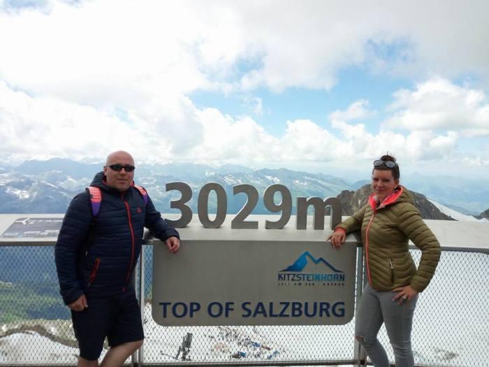 Kitzsteinhorn 3029m