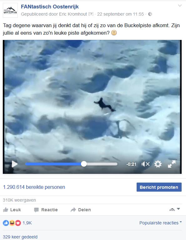 Viraal Facebook