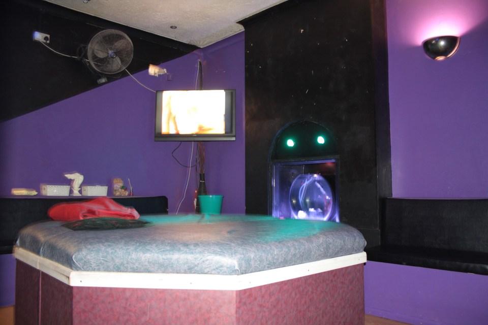 Fantasy Den communal play room