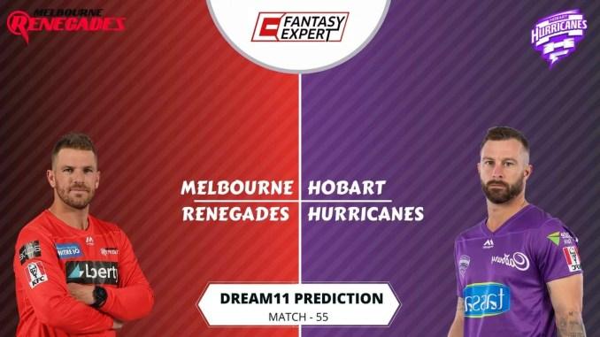 REN vs HUR Dream11 Grand League Team