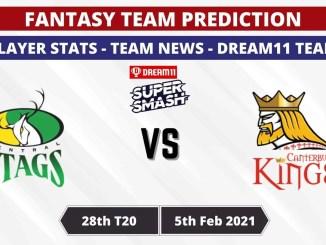 CS vs CK Today Dream11 Team Prediction