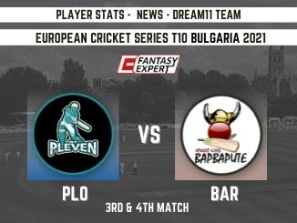 PLO vs BAR Player Stats and Record