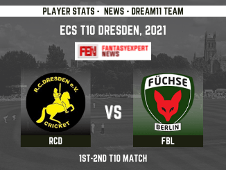 RCD vs FBL Player Stats and Record