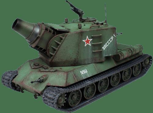 Unit Inpection: SSU IS-5 Heavy Tank   Clash at Zverograd