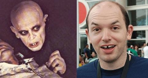 Nosferatu vs. Andre