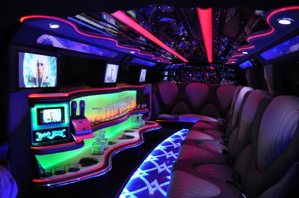 Hummer Limo Interior Photos