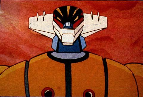 Jeeg robot uomo d acciaio all cartoons