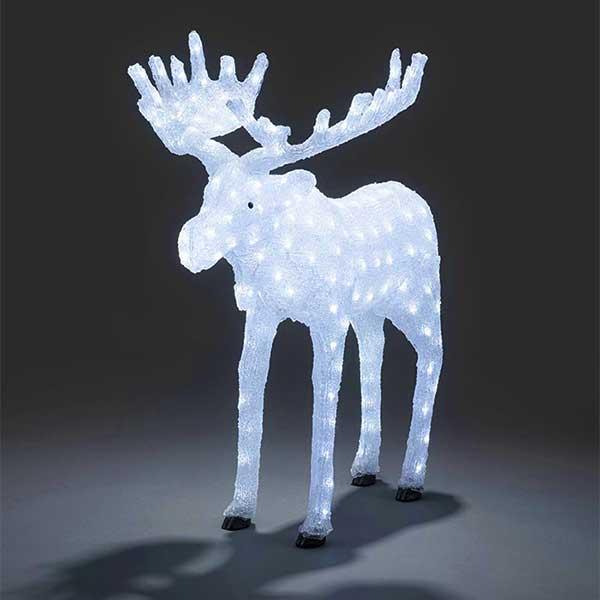 LED 3D Moose