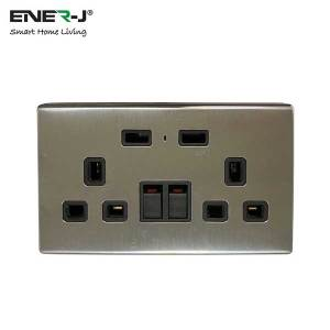 13A-WiFi-Twin-Wall-Sockets-with-2-USB-Ports-Silver 4