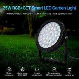 25W RGB CCT LED Floodlight