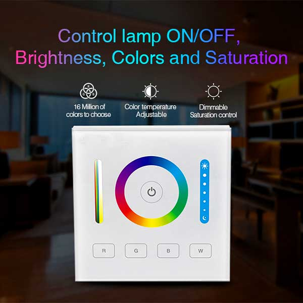 3 in 1 wall controller