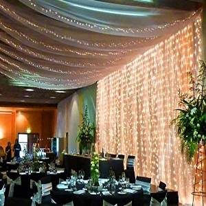 6Mtr LED Curtain Lights