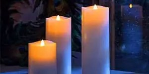 Candles & Arches