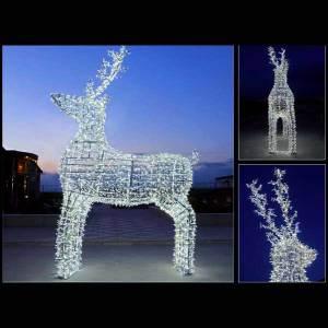 3D Christmas Reindeer