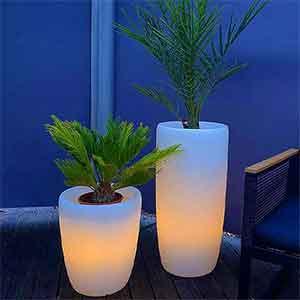 Flower Pot Lighting
