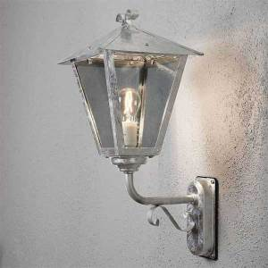 Galvanized Wall light