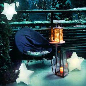 Outdoor Star Lamps