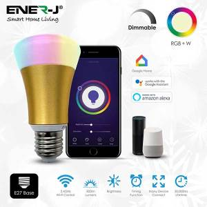 RGB Wifi Smart LED Bulb E27 6