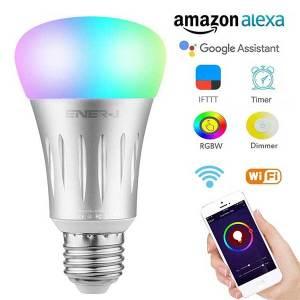 RGB Wifi Smart LED Bulb E27 5