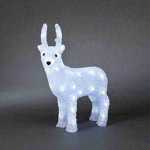 Christmas LED Acrylic Reindeer