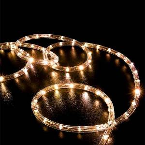 LED Rope Lights Warm White
