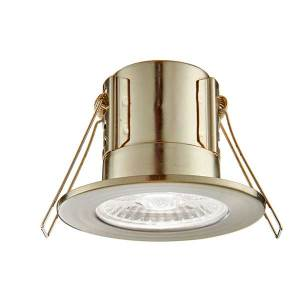 4W Satin Nickel LED Dimmable Cool White