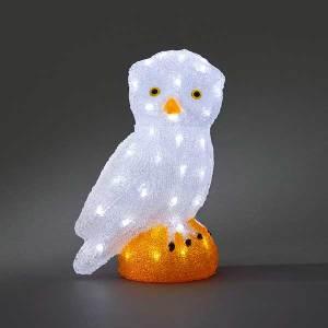 LED Acrylic Big Owl