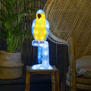 LED Acrylic Parrot