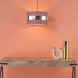 Easyfit Drum Grey Shade With Chrome Band