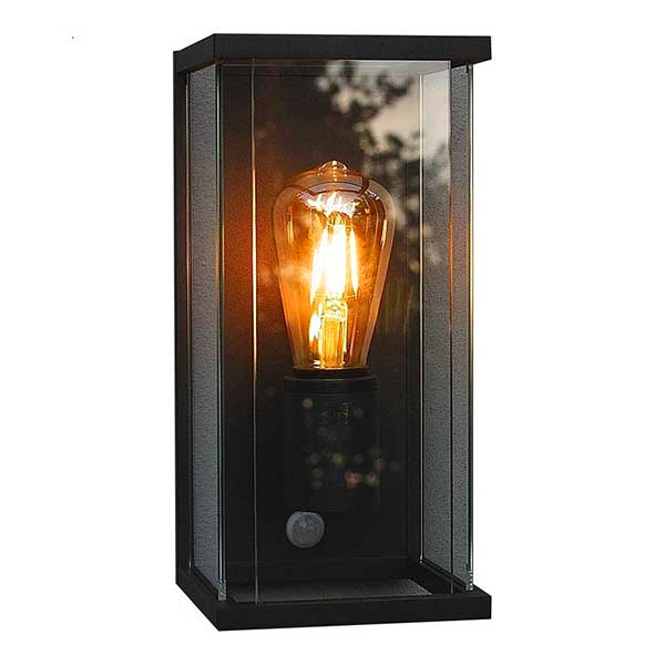 Outdoor Boxed Wall Light