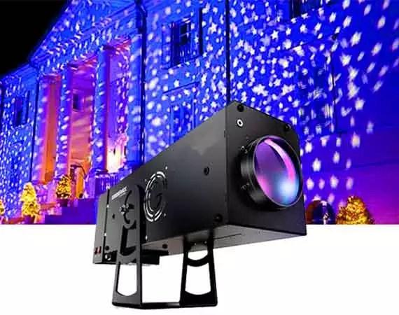 Projector Divum Commercial Christmas