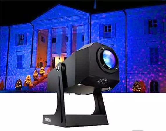 Projector Lighting Commercial Christmas
