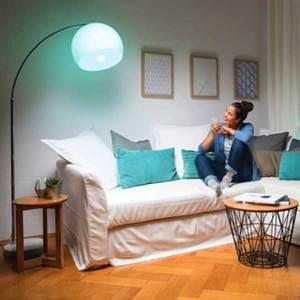 RGB Colour Changing 9W LED Lamp